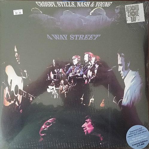 Crosby, Stills, Nash & Young – 4 Way Street RSD 2019