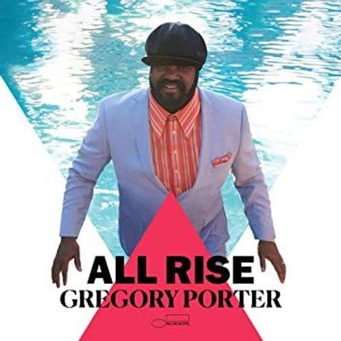 Gregory Porter – All Rise 2x Lp Black vinyl