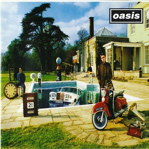 Oasis - Be Here Now..(Remastered, 2PC) (L.P.)