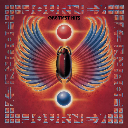 Journey – Greatest Hits CD