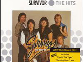 Survivor ‎– The Best Of Survivor CD