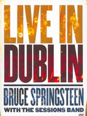 Bruce Springsteen With The Sessions Band ‎– Live In Dublin (Dvd Used)