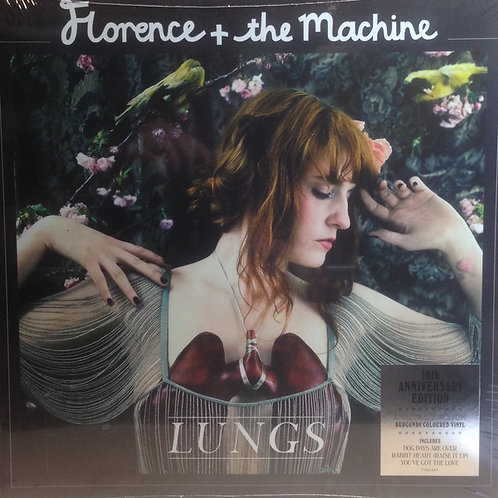 Florence and the Machine - Lungs (10th Anniversary Edition Colored LP)