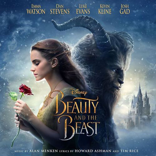 Alan Menken ‎– Beauty And The Beast CD