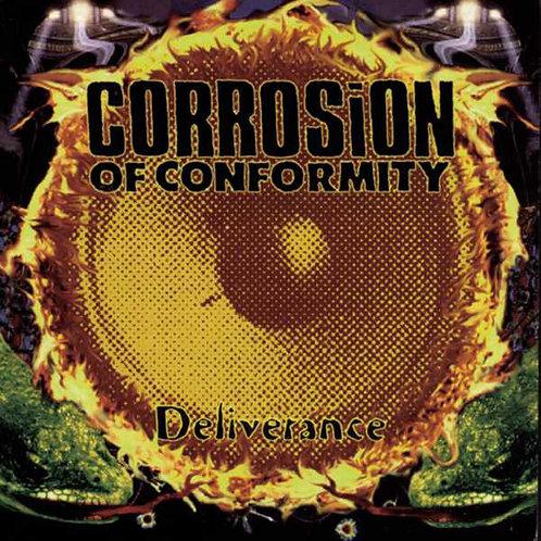 Corrosion Of Conformity–Deliverance  CD