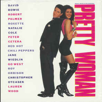 Pretty Woman (Original Soundtrack) (Various Artists) (L.P.)