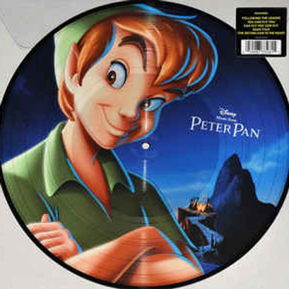 Peter Pan - O.S.T. (Picture Disc LP)
