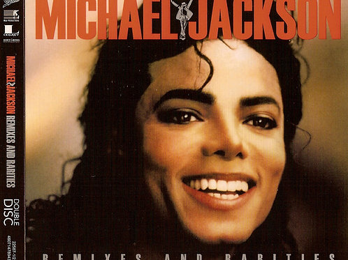 Michael Jackson ‎– Remixes And Rarities CD