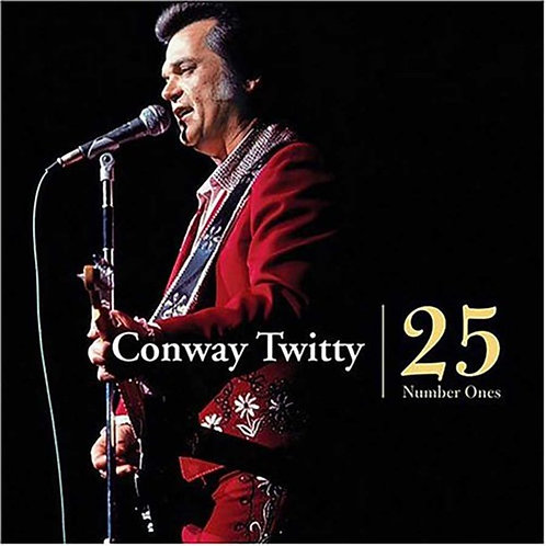 Conway Twitty ‎– 25 Number Ones