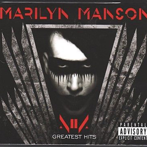 Marilyn Manson – Greatest Hits CD