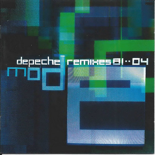 Depeche Mode ‎– Remixes 81··04