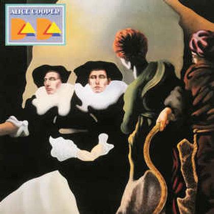 Alice Cooper (Back to the 80's Orange Swirl Edition)