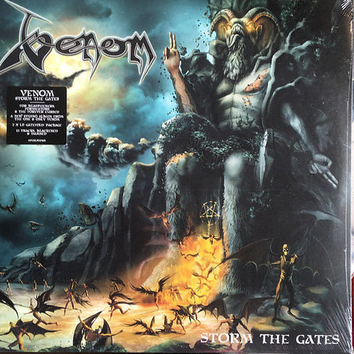 Venom (8) – Storm The Gates