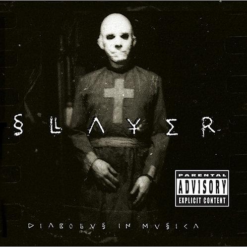 Slayer – Diabolus In Musica(Vinyl, LP, Reissue, Album, 180g)
