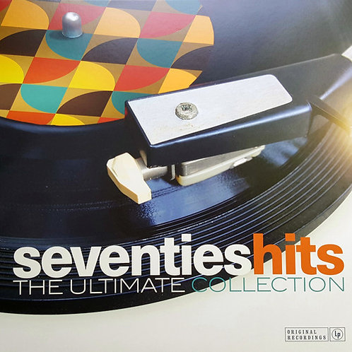 Various ‎– Seventies Hits (The Ultimate Collection)