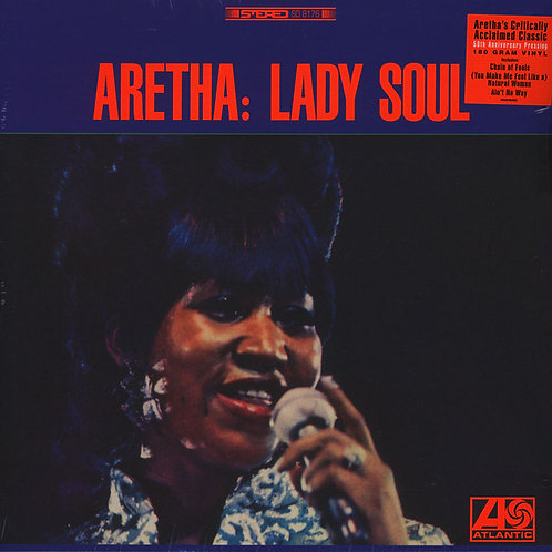 Aretha Franklin - Lady Soul (Limited Edition, 50th Anniversary Edition, 180 Gra