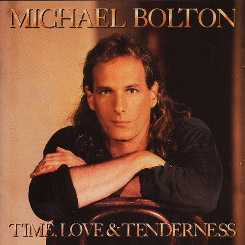 MichaelBolton–Time,Love&TendernessCD