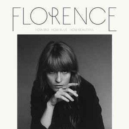 Florence + The Machine* ‎– How Big, How Blue, How Beautiful