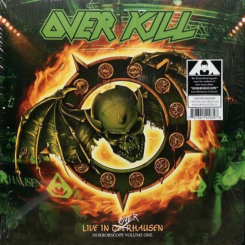 Overkill – Live In Overhausen Horrorscope Volume One