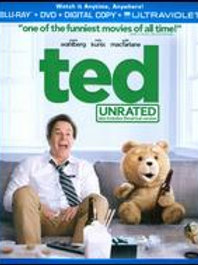 Ted [Unrated] [Includes Digital Copy] [UltraViolet] [2 Discs] [Blu-ray]