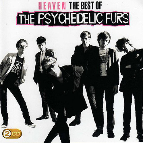 The Psychedelic Furs ‎–Heaven CD