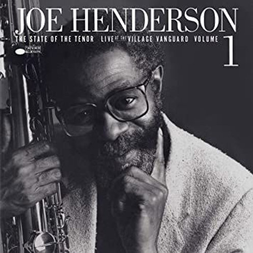 Joe Henderson ‎– The State Of The Tenor (Live At The Village Vanguard Volume 1)