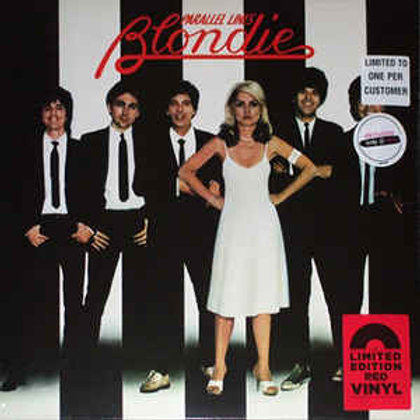 Blondie - Parallel Lines(Limited Edition Red Vinyl)