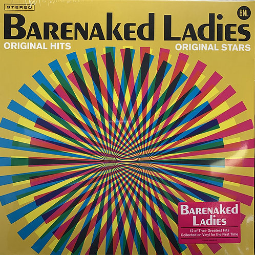 Barenaked Ladies ‎– Original Hits Original Stars