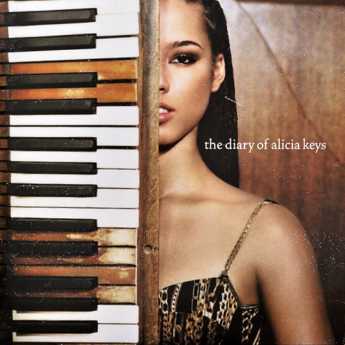 Alicia Keys ‎– The Diary Of Alicia Keys