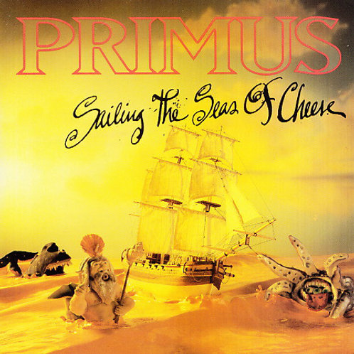 Primus – Sailing The Seas Of Cheese CD