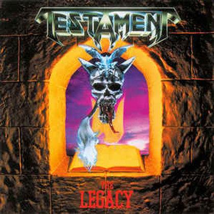 Testament - Legacy (Rocktober 2017 Exclusive) (Limited Edition Green Vinyl) (L.P