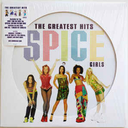Spice Girls – The Greatest Hits picture disc