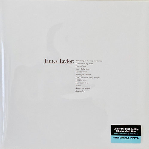 James Taylor  ‎– James Taylor's Greatest Hits 20202