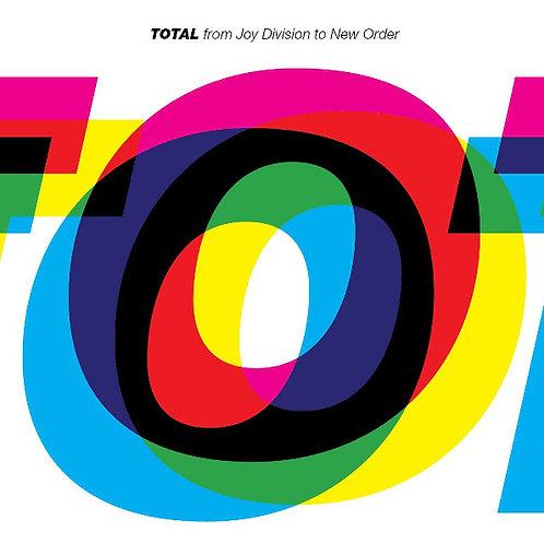 New Order & Joy Division – Total CD