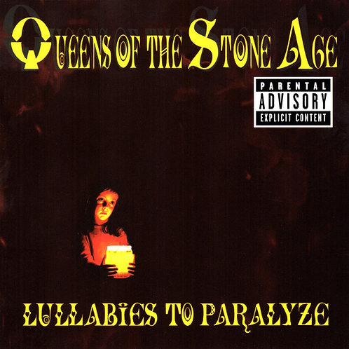 Queens Of The Stone Age – Lullabies To Paralyze CD
