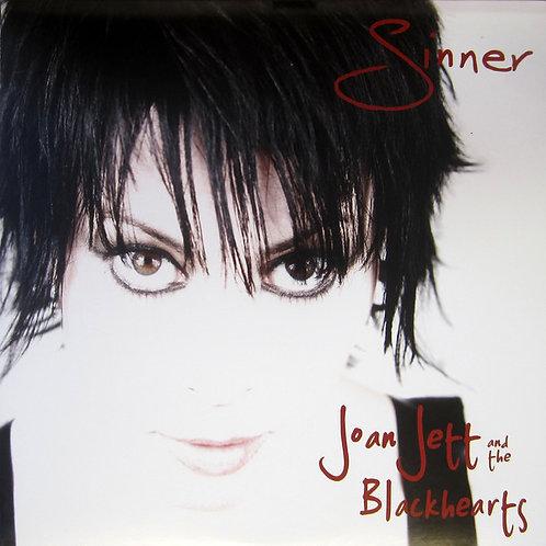 Joan Jett And The Blackhearts* – Sinner