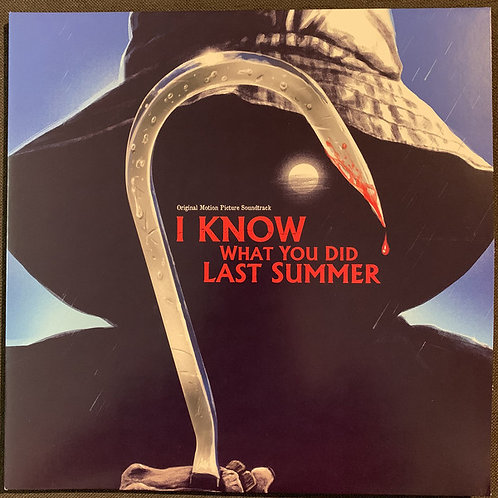 Various – I Know What You Did Last Summer - The Album