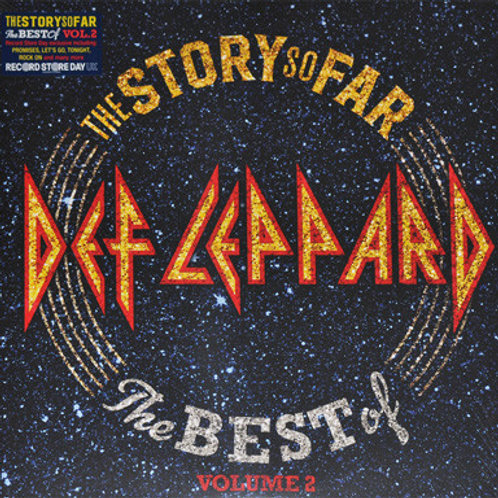 Def Leppard – The Story So Far: The Best Of Volume 2 Rsd