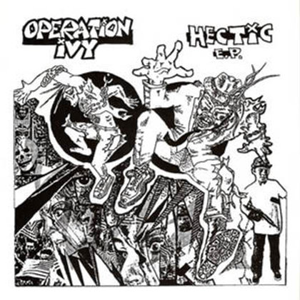 Operation Ivy – Hectic E.P.