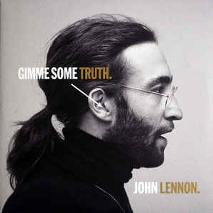 John Lennon ‎– Gimme Some Truth.