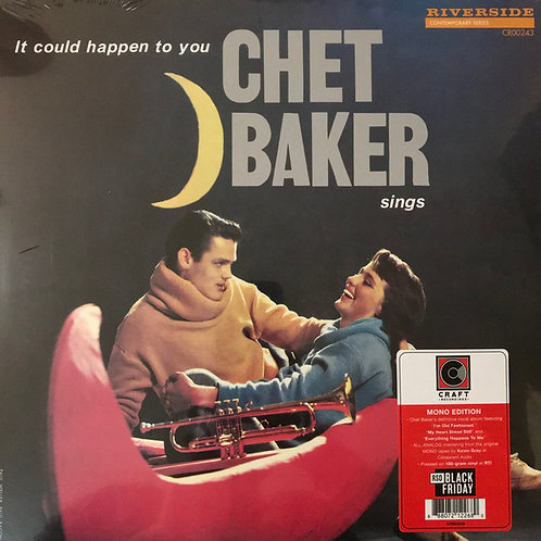 Chet Baker – It Could Happen To You RSD Black Friday 2019