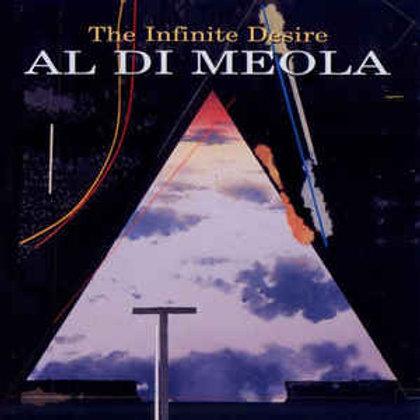 Al Di Meola – The Infinite Desire CD