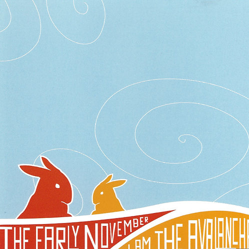 The Early November / I Am The Avalanche CD