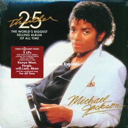 Michael Jackson – Thriller 25
