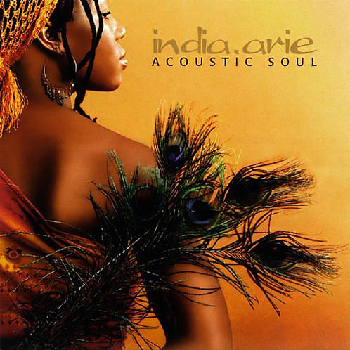 India.Arie ‎– Acoustic Soul  CD