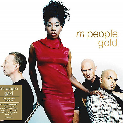 M People – Gold CD