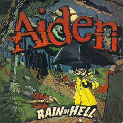 Aiden – Rain In Hell CD