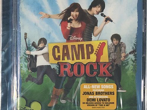 Various – Camp Rock CD