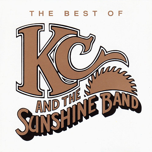 KC & The Sunshine Band ‎– The Best Of KC And The Sunshine Band CD