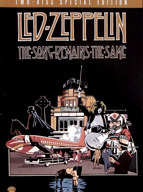 Led Zeppelin–The Song Remains The Same [2 Disc] (Dvd Used)